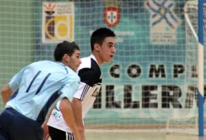 Rubén ha marcado tres de los siete goles del Ceutí FS