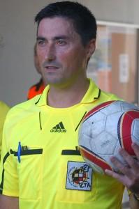 Ramón Arias Madrid pitará el Almería 'B' - UCAM Murcia