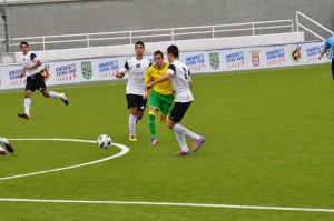 El Ceutí y el Goyu jugarán sus partidos aplazados en fechas diferentes