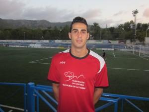 Fran Pineda llegó a Ceuta procedente del Alhaurín de la Torre y ahora se marcha al UCAM Murcia