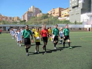 Sólo los cadetes pararán este fin de semana por la disputa de la fase previa del Nacional de fútbol sala