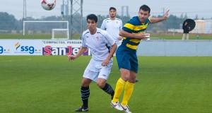 El Sevilla 'C' perdió en Huelva ante el Recre 'B'