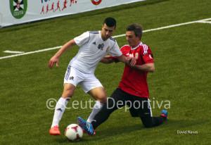 El Atlético de Ceuta se sitúa a seis puntos del CD Mairena