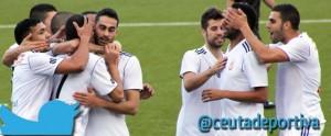 Sigue el Atlético de Ceuta - Ayamonte C.F. a través del Twitter de Ceuta Deportiva