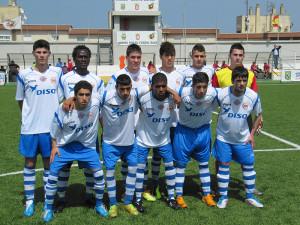 El CD Puerto jugará la final juvenil por alineación indebida cometida por el Morro