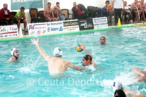 El CN Caballa ha superado al Waterpolo Málaga en el choque por el tercer puesto de la Copa Andalucía