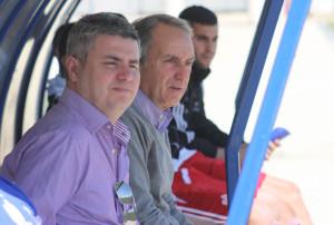 Álvaro Pérez cree que su equipo afronta en buen estado de forma el tramo final de la temporada