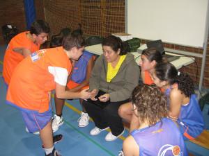 La Federación de Baloncesto de Ceuta concede un gran valor a la formación de los entrenadores