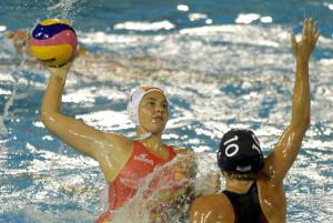 Lorena Miranda aportó su granito de arena al gran triunfo español