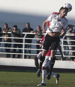 La AD Ceuta Fútbol Club negocia el regreso de Fran Pineda