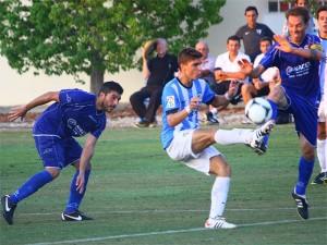 El CD Alcalá empató ante el Atlético Malagueño en su último partido de la pretemporada