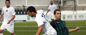 Ismael reapareció en la segunda parte y con su entrada mejoró el juego de su equipo
