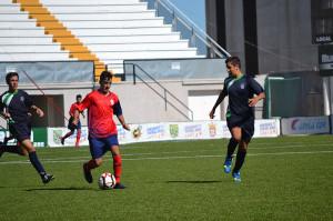 El CD Puerto Disa recibirá al Salesianos Algeciras en el estadio Alfonso Murube