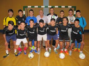 Selección cadete de fútbol sala