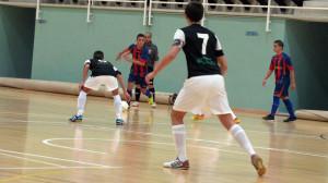 El Ciudad de Ceuta FS aspira a ganar su segundo partido de la temporada en casa