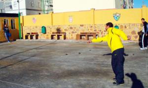 El CP General Carvajal organiza el Abierto 'El Turrón'