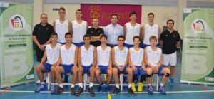La selección gaditana cadete masculina de baloncesto jugará el domingo un amistoso en Ceuta