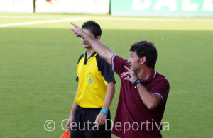 Jesús Galván ha conseguido situar al equipo alcalareño en la zona de play off con un fútbol alegre y vistoso