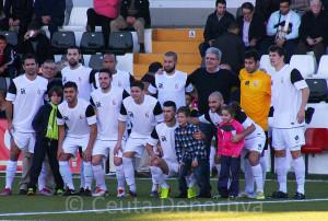 La AD Ceuta FC dispone de 19 jugadores para afrontar la gran totalidad de la segunda vuelta