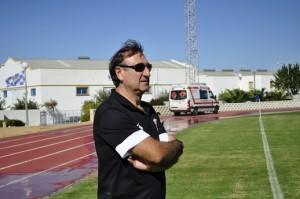 Asián regresa a Alcalá de Guadaira donde pasó cinco años al frente del CD Alcalá