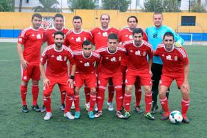 El Ceuta 'B' ya aventaja en cinco puntos a sus perseguidores