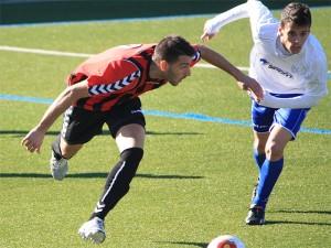 Asián presenció el pasado domingo la victoria del Alcalá por 2-0 ante el Cabecense. Foto: Jesús Sánchez