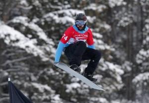 Regino Hernández es ambicioso y aspira a luchar por una medalla en los Juegos de Sochi