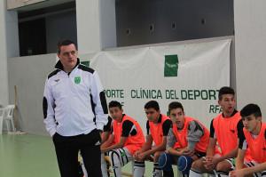 Manolo Casas valora el trabajo de su equipo ante dos potencias como Andalucía y Madrid