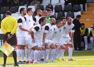 El Ceuta necesita ganar al Pozoblanco para mantener la renta con sus perseguidores