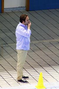 El entrenador del CN Caballa confiesa que se ha quitado un peso de encima con el ascenso