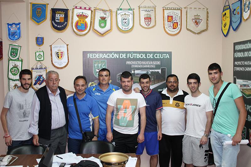 Copa federaci n de f tbol sala ceuta deportiva for Federacion de futbol sala