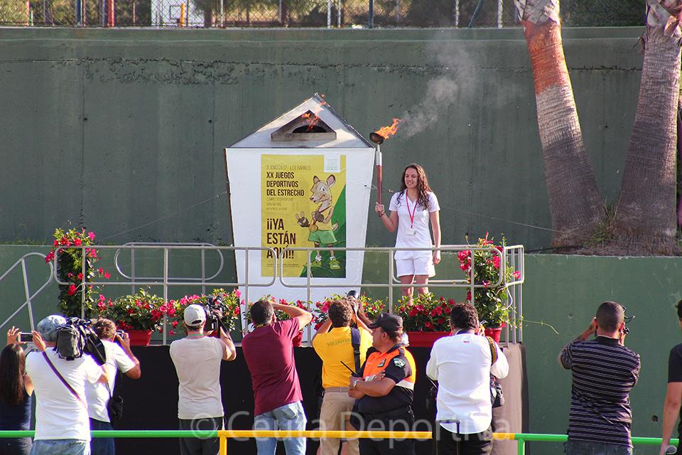 El intenso calor marca la celebracin de los XX Juegos del